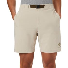 Columbia Lodge Woven Pantalones Cortos Hombre, beige